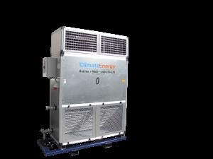 effizientes Lueftungsgeraet 55 kW